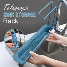 Load image into Gallery viewer, Telescopic Sink Storage Rack™