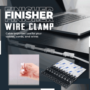 Finisher Wire Clamp Organiser™