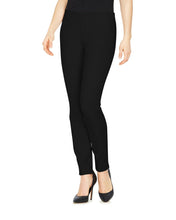 "Load image into Gallery viewer, Ecru ""Springfield"" Double Stretch Pant (Black)  - TCC"