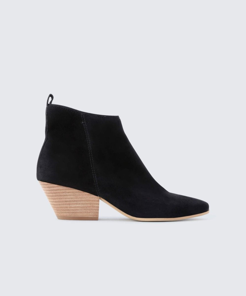 Pearse Suede Bootie