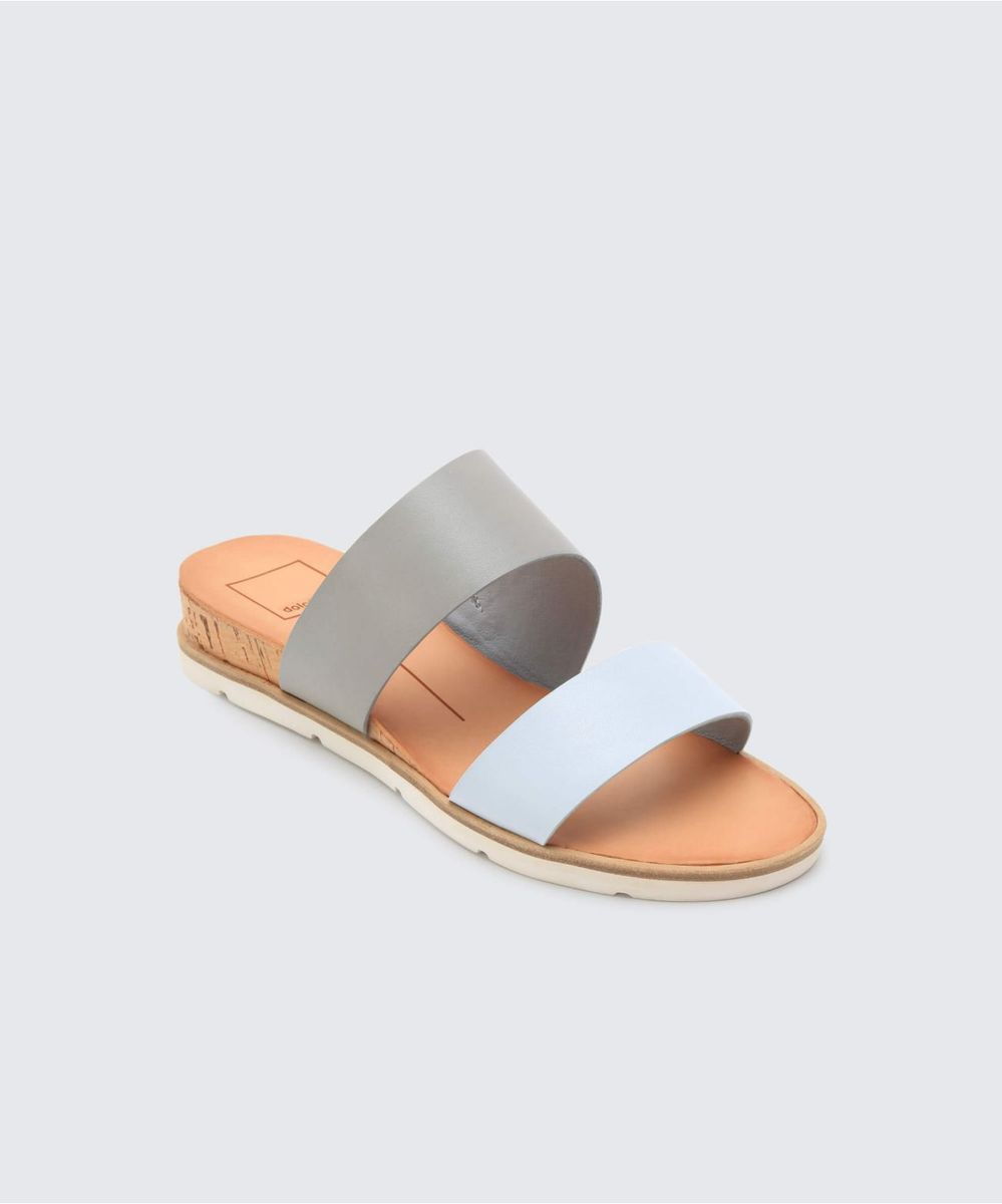 Vala Leather Sandals Dolce Vita