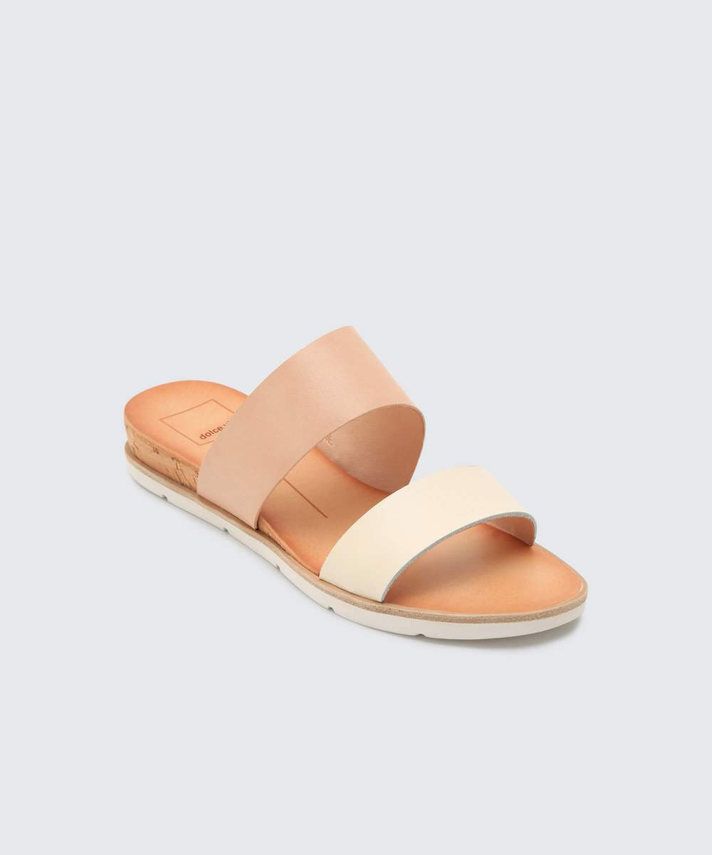 Vala Leather Sandal Dolce Vita