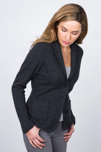 Kinross Notch Collar Blazer
