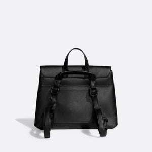 Pixie Mood Janice Backpack Small – Black