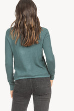 Load image into Gallery viewer, Lilla P  Tie Front Boat-neck