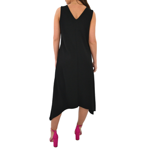 Lillian Pocket Midi Dress Three Eighty Two