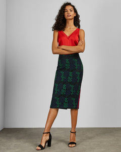 Zinniaa Lace pencil midi skirt Ted Baker