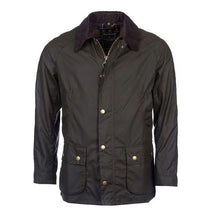 Load image into Gallery viewer, Barbour Ashby Wax Jacket Olive