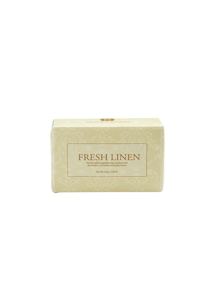 Fresh Linen Bar Soap