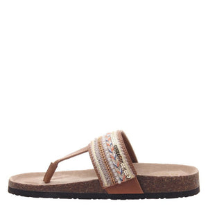 Mingle Flat Sandal