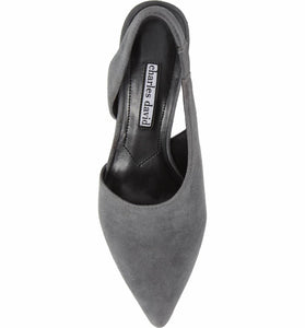 Picasso Pointed Toe Suede