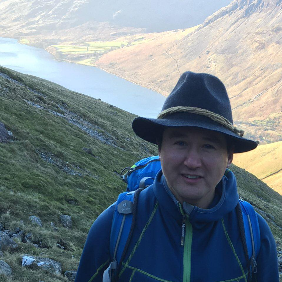 The ABCDEFs of Packing a Rucksack by Geoff Harman