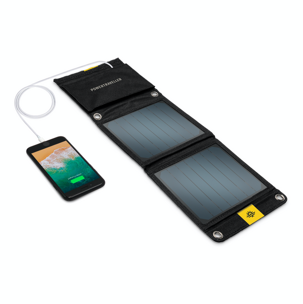 Powertraveller Falcon Foldable Solar Panel Charger