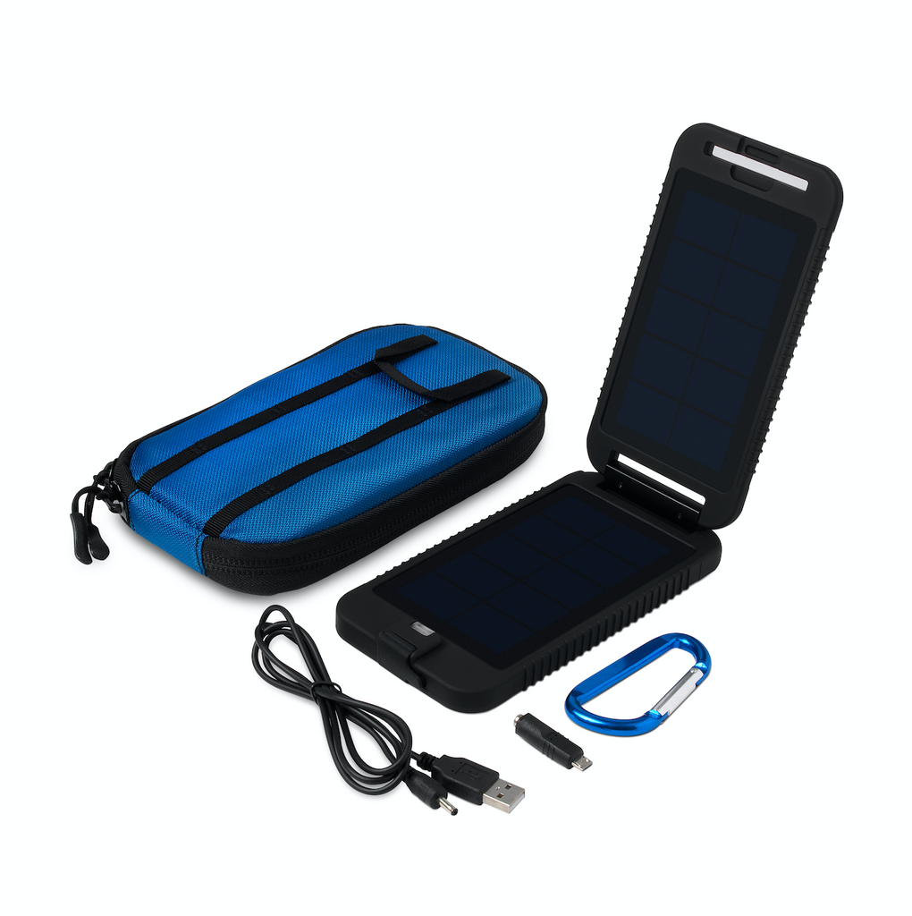 Powertraveller Adventurer  Solar Charger with Integrated Battery