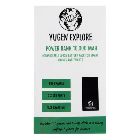 Yugen Explore Battery Pack