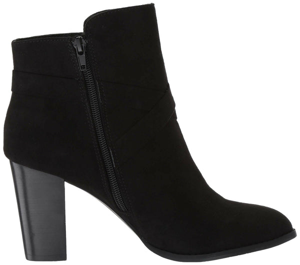 Callisto Women's Acceptance Fashion Boot, Black Suede, 8 M US New
