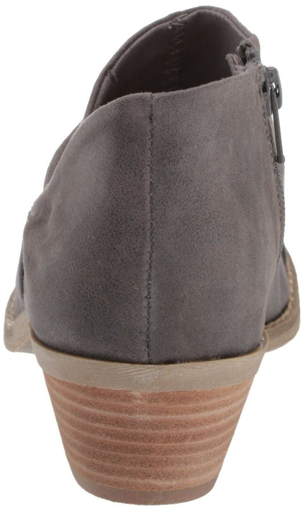 Report Women's DOUGIE Ankle Boot, Grey, 6 M US