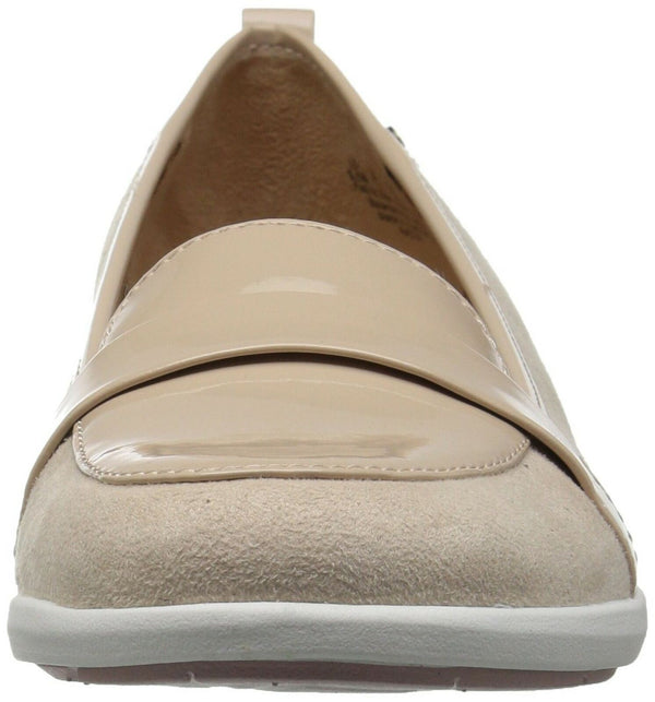 LifeStride Women's Nadia Pump, Taupe, 9.5 W US
