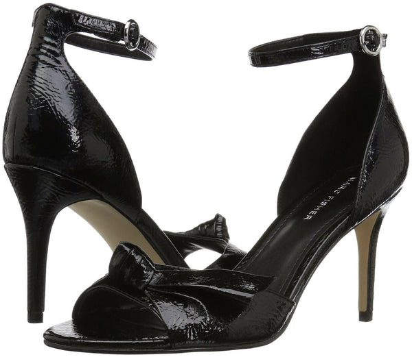 Marc Fisher Women's Brodie Pump, Black, 8 Medium US