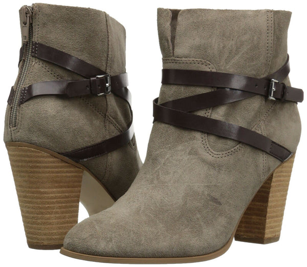 Carlos by Carlos Santana Women's Miles Ankle Boot, doe, 6.5 Medium US