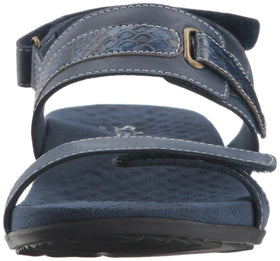 SoftWalk Women's Bimmer Mule, Navy, 7.5 N US