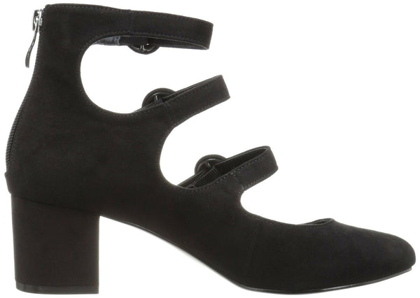 Style by Charles David Women's Ludlow Pump, Black, 6.5 Medium US