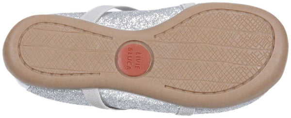 Livie & Luca Kids' Aurora Ballet Flat 8 Toddler