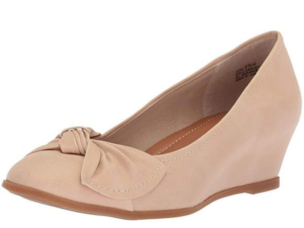 BARETRAPS WOMEN'S LEXIA PUMP, NATURAL, 8.5 MEDIUM US