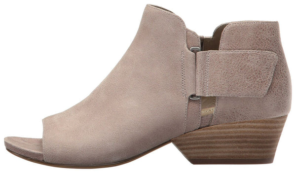 Naturalizer Women's Gemi Ankle Bootie, Grey, 8.5 N US