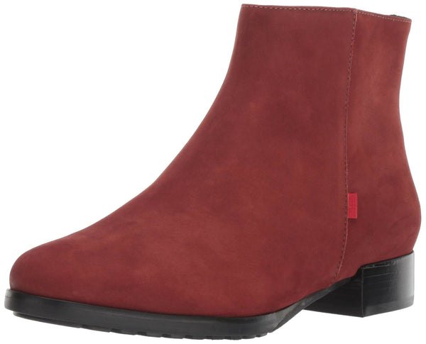 MARC JOSEPH NEW YORK Women's Leather Made in Brazil Prince Street Bootie Ankl...