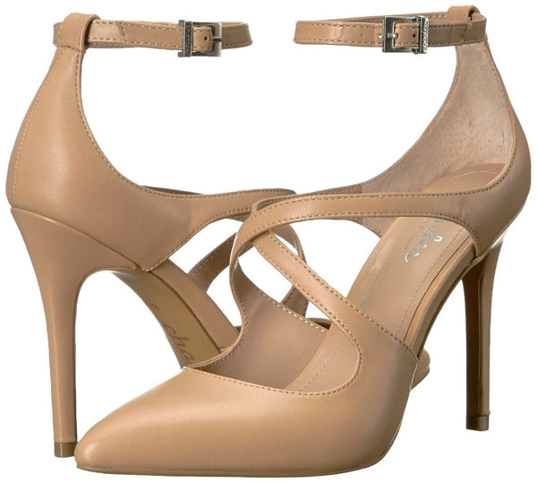 CHARLES BY CHARLES DAVID Women's Packer Pump Nude 8 M US