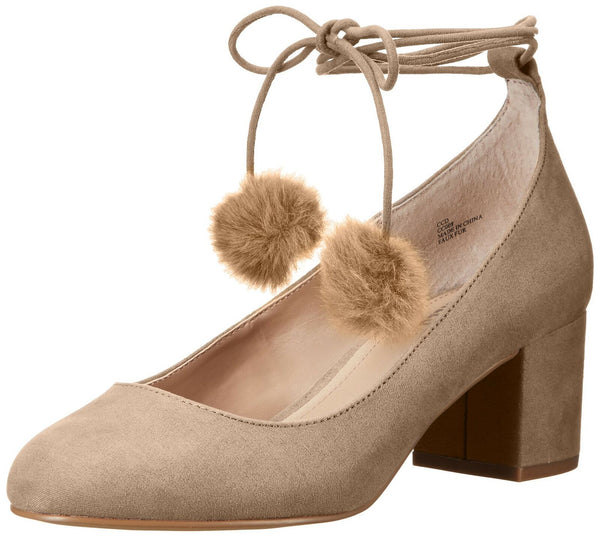 Style by Charles David Women's Lynne Pump,Beige,7 Medium US