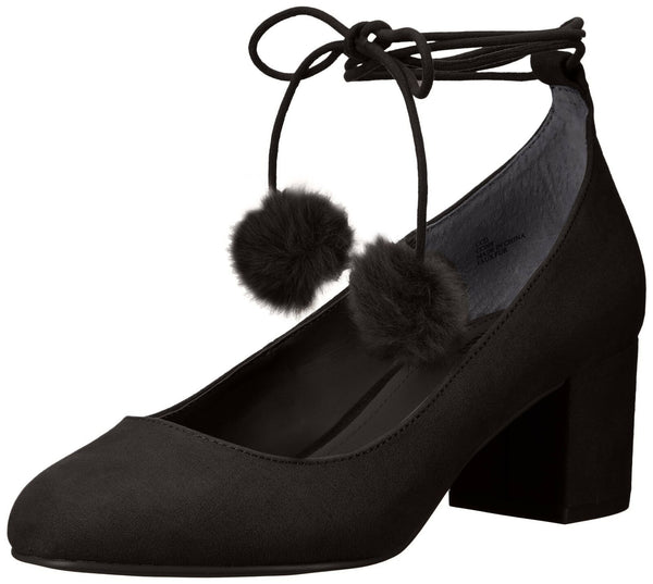 Style by Charles David Women's Lynne Pump,Black,8 Medium US