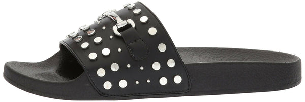 Report Women's GAMILA Sandal, Black, 8 Medium US
