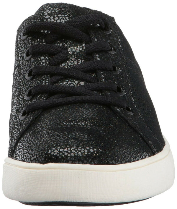 Naturalizer Women's Morrison Fashion Sneaker, Black/Black, 6.5 M US