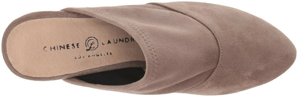 Chinese Laundry Women's Oceanside Mule, Grey Suede, 6 M US