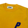 Palace Felt P T-Shirt Yellow