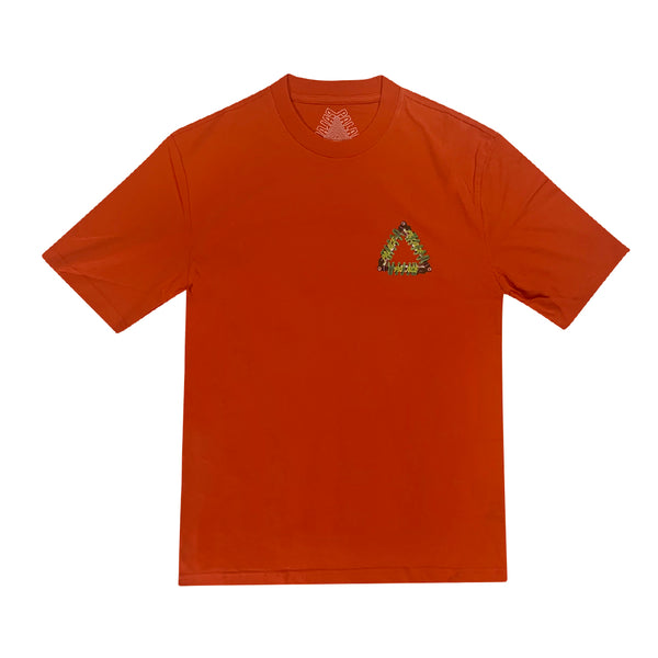 Palace Tri-Pumping T-Shirt Red