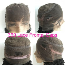 Load image into Gallery viewer, Honey Blonde Full Lace Wig Brazilian Body Wave Remy Ombre 1B 27