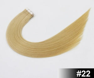 Tape In Natural Human Hair