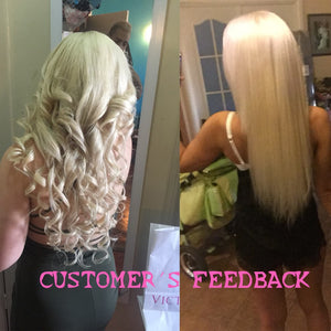 Malaysian Straight Hair Human Hair Extensions 10 To 26 Inch One Piece Non Remy Hair Weaving 613 Blonde Bundles