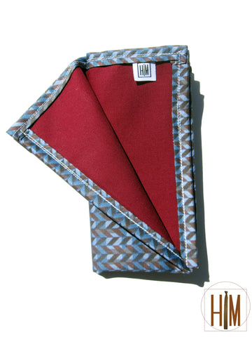 Baker Street Pocket Square