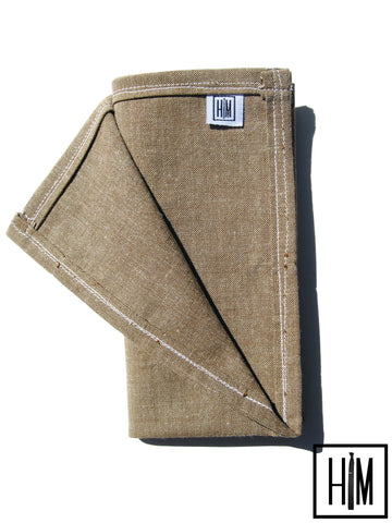 Chameau Pocket Square