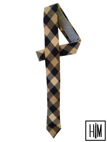 HIM Clothing - Pendleton Wool Neckties Classic Vintage Local Denver Colorado Custom Wedding Groomsmen Gifts Mens Clothing Neckties Bow Ties Pocket Squares Tie Bars Lapel Flowers Shoelaces