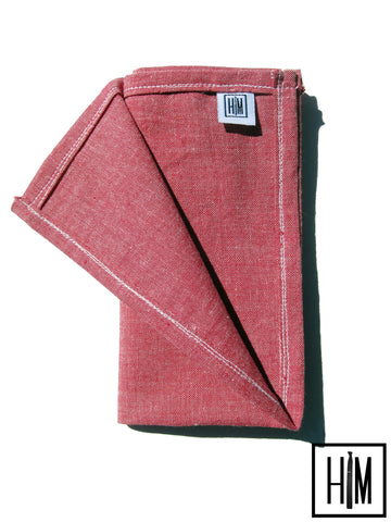 Rouge Pocket Square