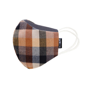 Brown Checkered/Deep Grey - wendbar
