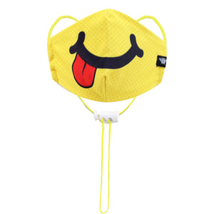 Kindermaske Smiley