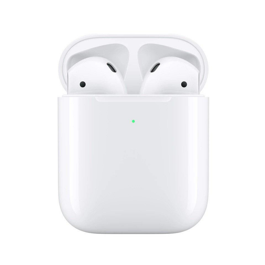 Airpods - Airpods 2 - White Airpods - Cheap Airpods - Earpods - White Earphones - Android - under $50 $100-blwck