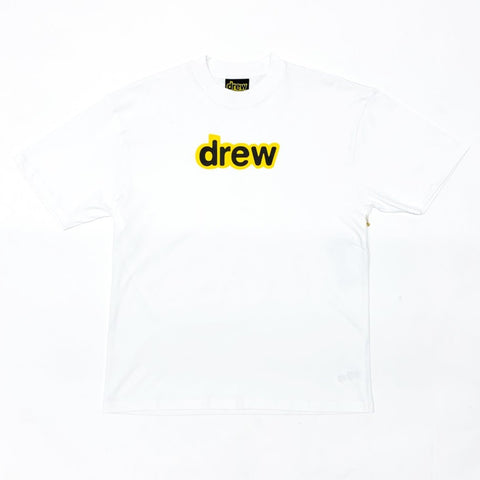 Drew House Secret Logo Tee (White)