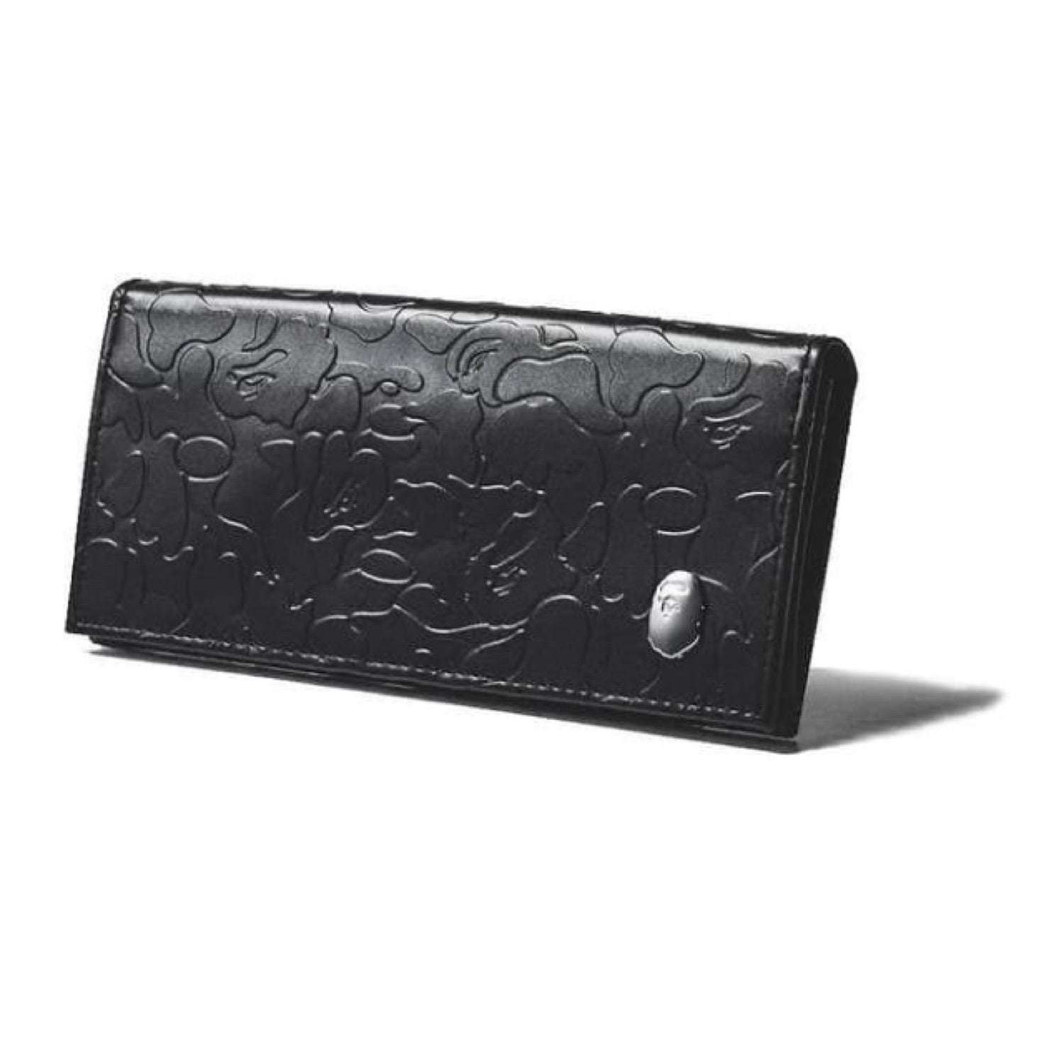 BAPE Embossed Long Wallet